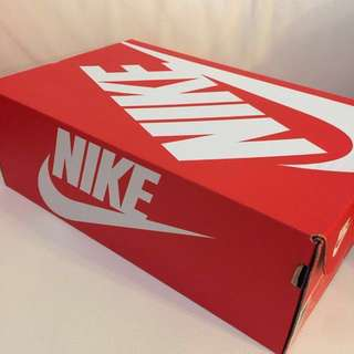 Nike Red Shoes Box(new)