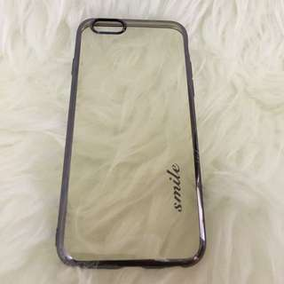 Smile Softcase for Iphone 6/s