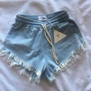 new A brand shorts