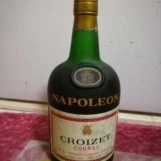 陳年老酒Groizet napoleon 70cl