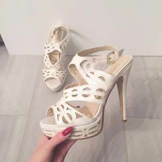 REDUCED Strappy Heels
