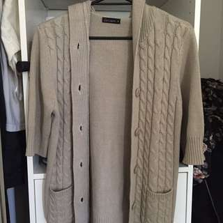 Free Fusion button up Cardigan