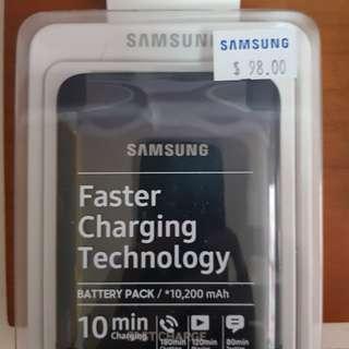 Samsung Fast Charging powerbank