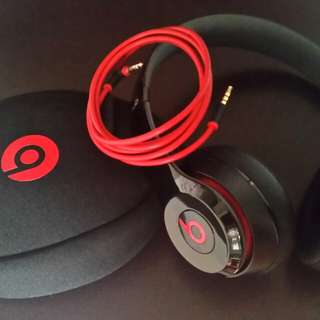 Beats by Dr. Dre Solo II Wired headphones