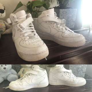 Nike Airforce 1 hightop