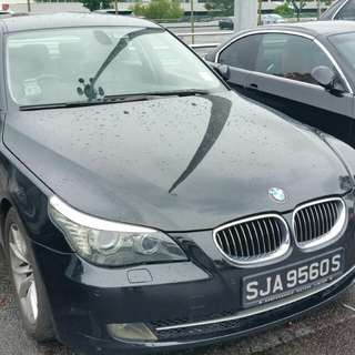 Bmw 525xl lci 2500cc 2007 Sg scrap