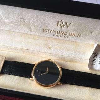 Raymond weil authentic ( unisex) watch