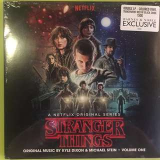 Stranger Things OST Volume 1 (Barnes & Nobel Exclusive)