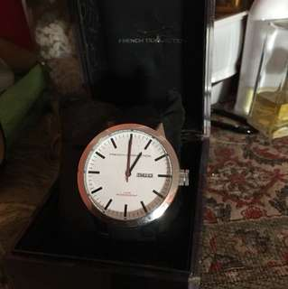 Fcuk gents watch ( excellent condition)