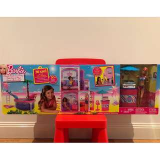 Barbie Ultimate Beach House Party