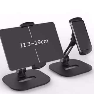 Mobile Phone iPad Tablet PC Multi functional holder.