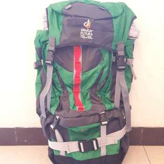 Deuter Futura OUTDOOR TRAVEL & HIKING BACKPAC