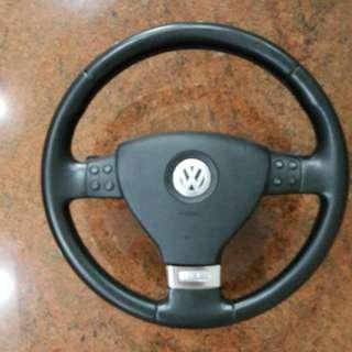 Golf 5 steering wheel