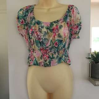 Summer crop from showpo size 14