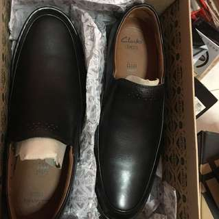 Clark's gents shoes ( brand new)