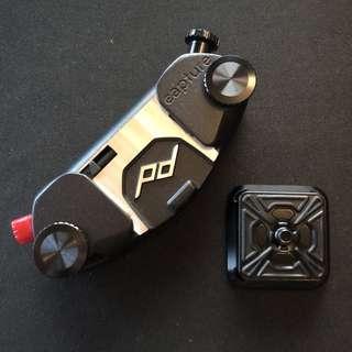 Peak Design Capture Clip with plate for camera dslr