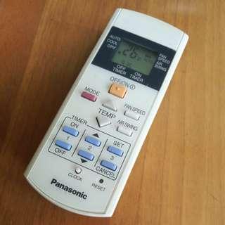 原廠 Panasonic 冷氣機遙控