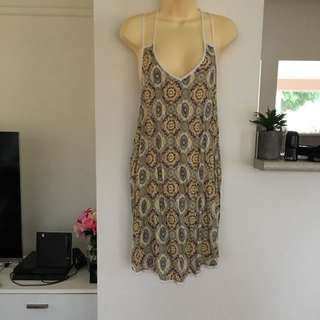 Boutique day dress size 10