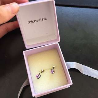 FREE SHIPPING - MICHAEL HILL EARRINGS
