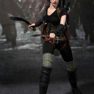 Resident Evil: AfterlifeHot Toys Alice limited