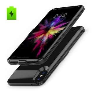IphoneX背夾式電池 Battery Case for iphoneX