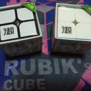 Kungfu 2x2  Rubiks Cube