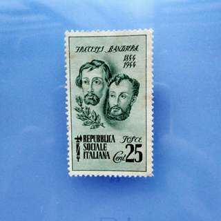 Stamps Italy: 1950s vintage Italia, MNH