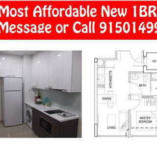 RARE LOW Quantum 1BR The Hillford for SALE