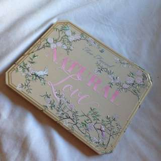 Too faced 'natural love palette