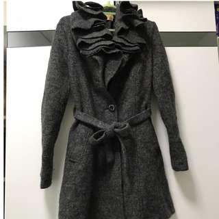 [代友放] 黑色長外套