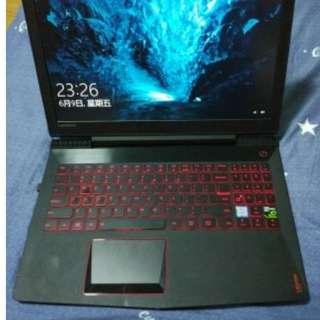 "Lenovo Legion R720 15.6"" i7-7700HQ,8G 1T GTX1050 2G IPS Gaming Laptop 99新"
