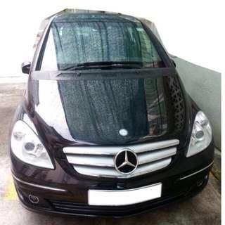 2010年 Benz B200 #get50