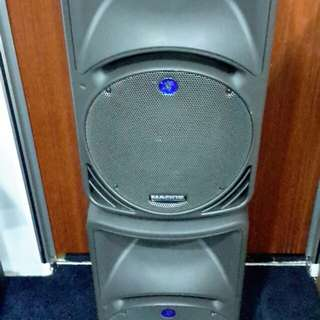 MACKIE C300Z SPEAKER ONE PAIR