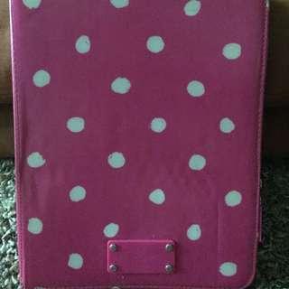 Katespade iPad cover
