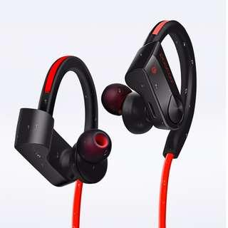 🚚 藍芽耳機(紅黑色)優惠折扣