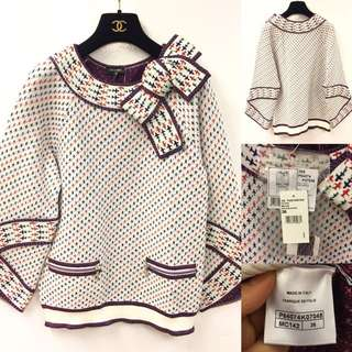 Chanel airline collection sweater size 36