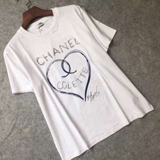 Chanel at Colette T-shirt (oversized)