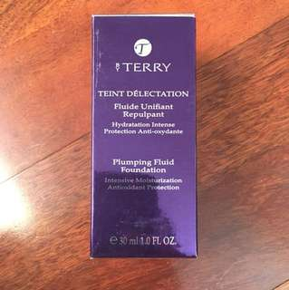 By Terry Teint Delectation Foundation