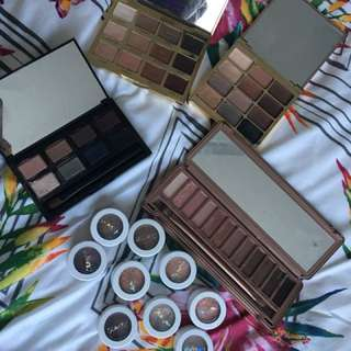 Palettes authentic