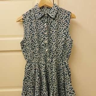 🚚 二手 | 小雛菊牛仔裙