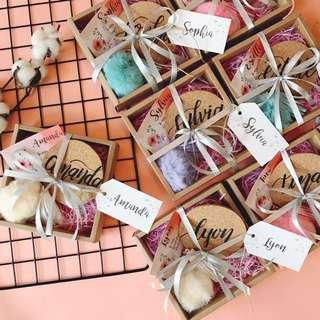 Mini Bridesmaids Kit Or Gift Box