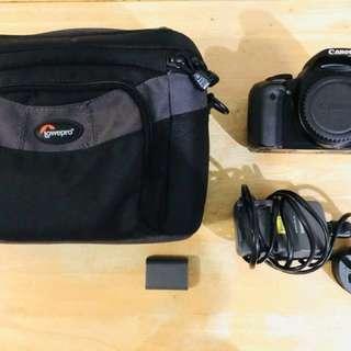 二手 CANON EOS 400D 數碼單鏡反光相機 包 相機袋 電池1粒 CF Card 充電器  Used DSLD Digital Camera #sellmycanoncamera