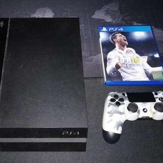 PS4+Fifa 18