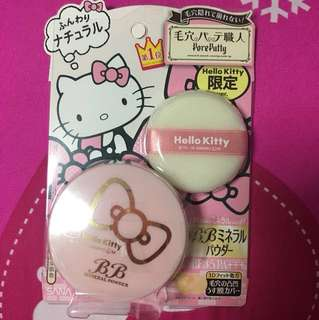 BN Ltd PorePutty Hello Kitty Pressed Powder