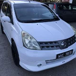 Grand Livina 1.6 Auto 2011