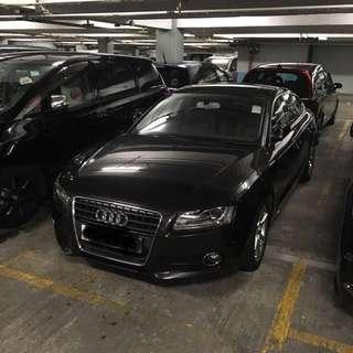 Audi A5  1.8T  2010年份