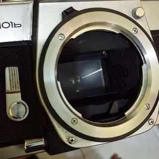 Kamera analog minolta srt101b