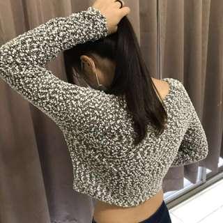 🚚 軟軟 短版上衣 #我的女裝可超取