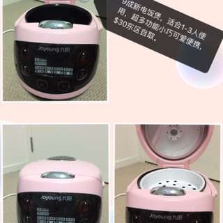 Adorable multi-function rice cooker