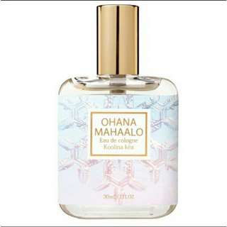 OHANA MAHAALO白麝雪花❄️香水#我的美妝可超取